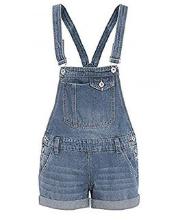 Classic Dungaree Blue Denim Short