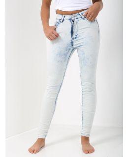 High Waist Skinny Fit Jeans