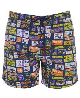 Mens Swim Shorts Summer SHORTS Beach Casual Size S M L XL Short
