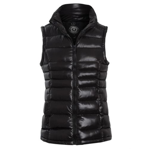 Size 8 10 12 14 16 Womens GILET BODYWARMER Ladies JACKET PADDED Coat Waistcoat