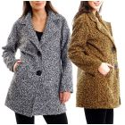 Womens Teddy Fur Coat