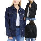 Boyfriend Loose Fit Denim Jacket