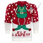 Christmas Knitted Elf Jumper