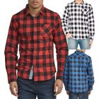 Casual Cotton Check Shirt
